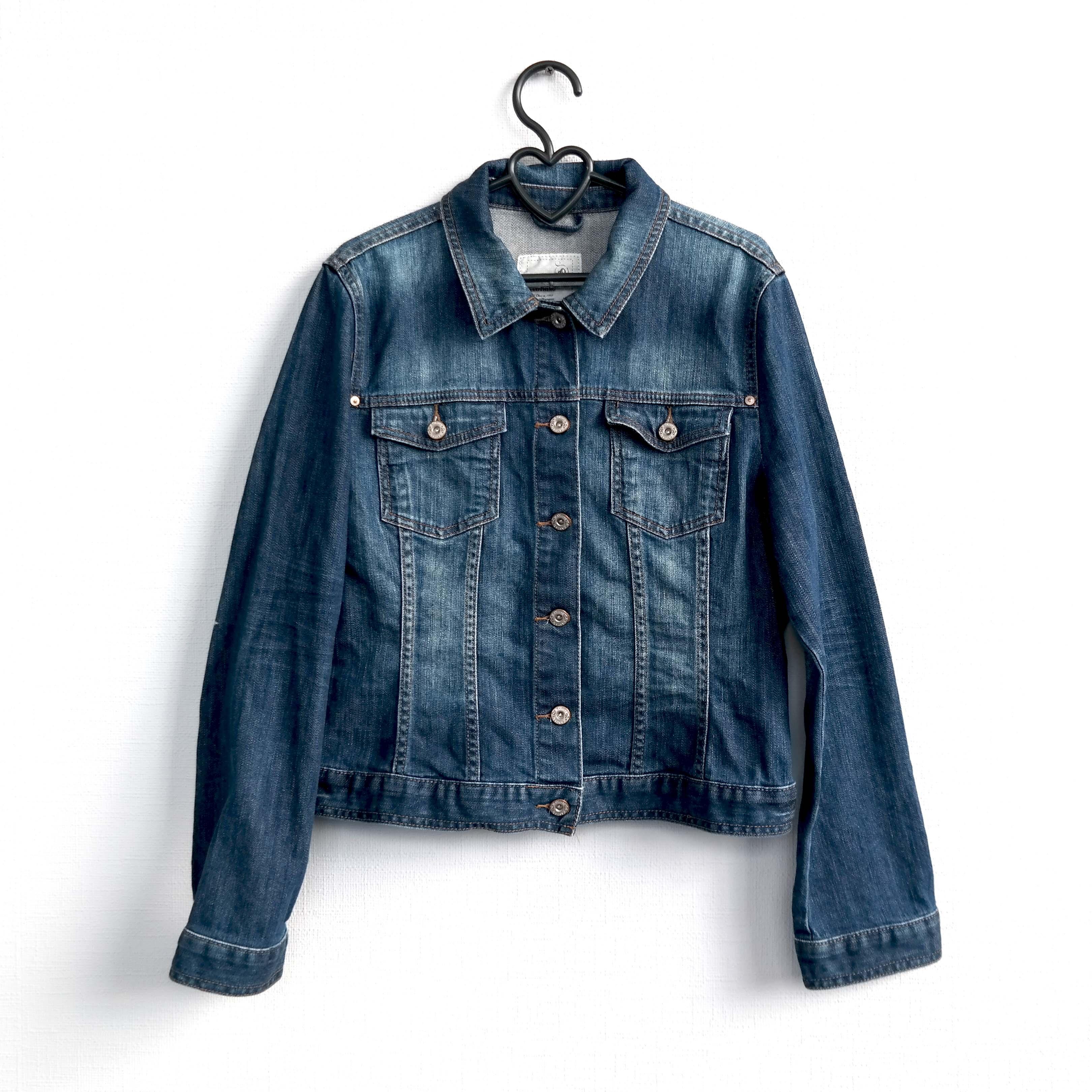 Куртка джинсовая, женская в Челябинске
