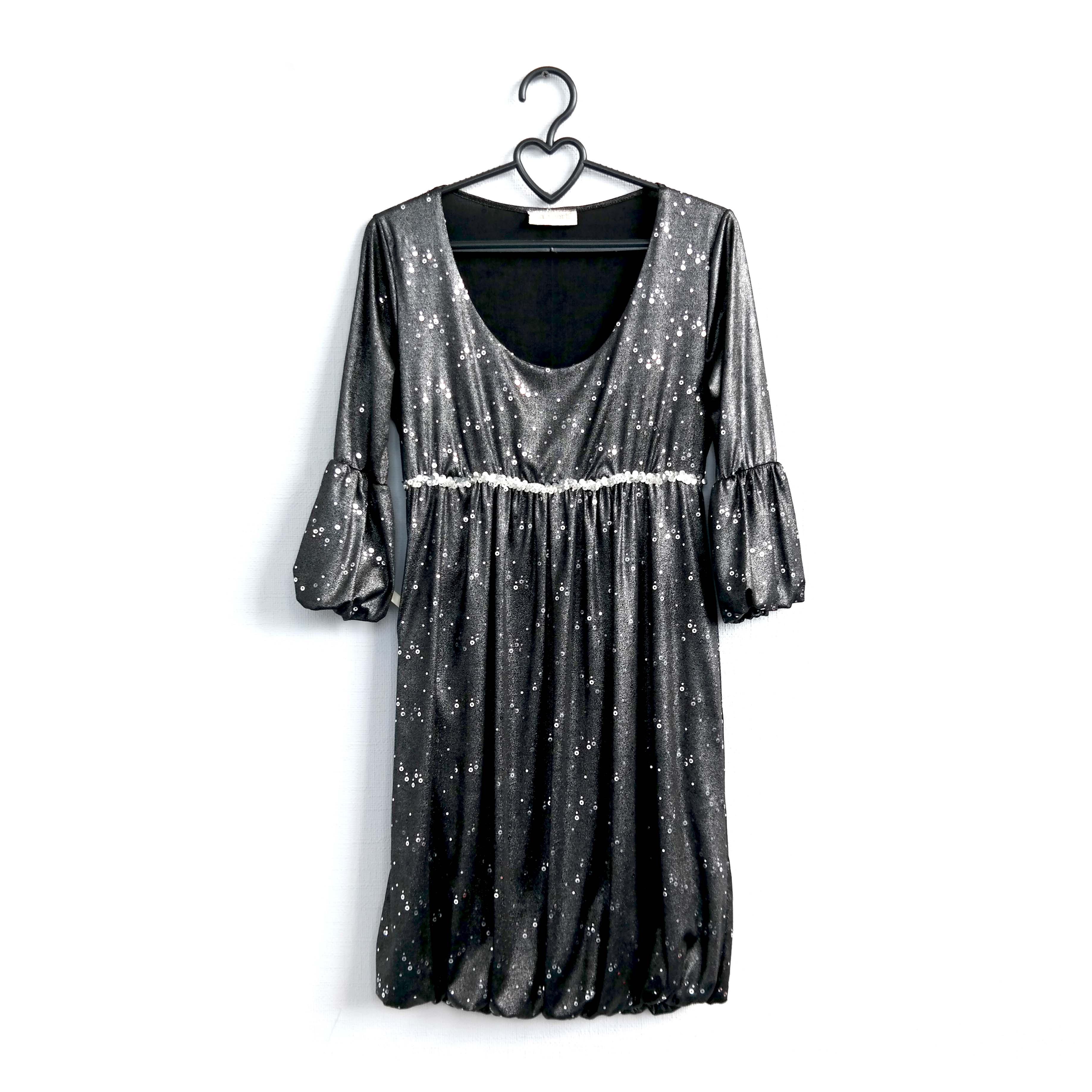 Платье женское из черного бархата, вечернее в Челябинске