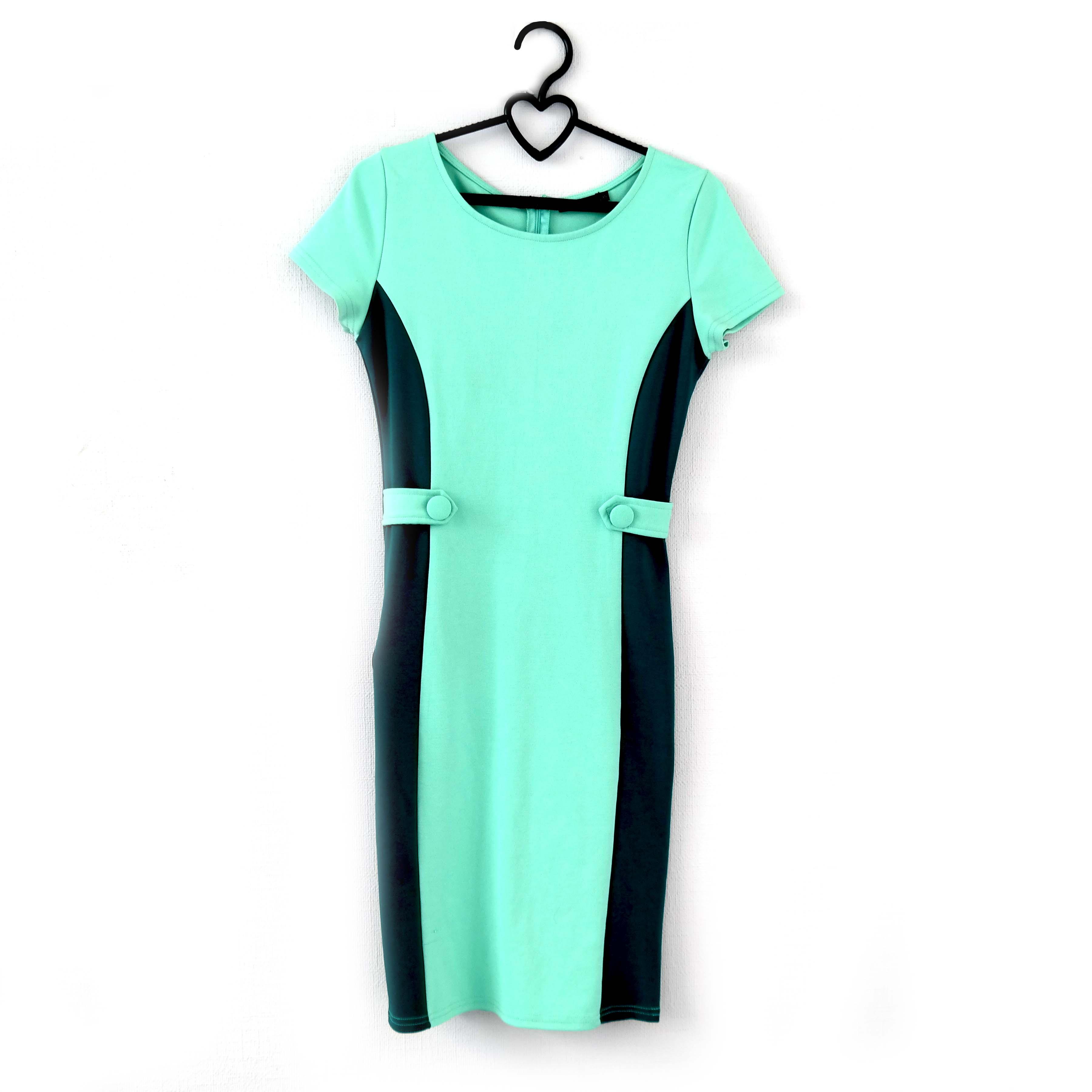Платье женское, зеленое в Москве