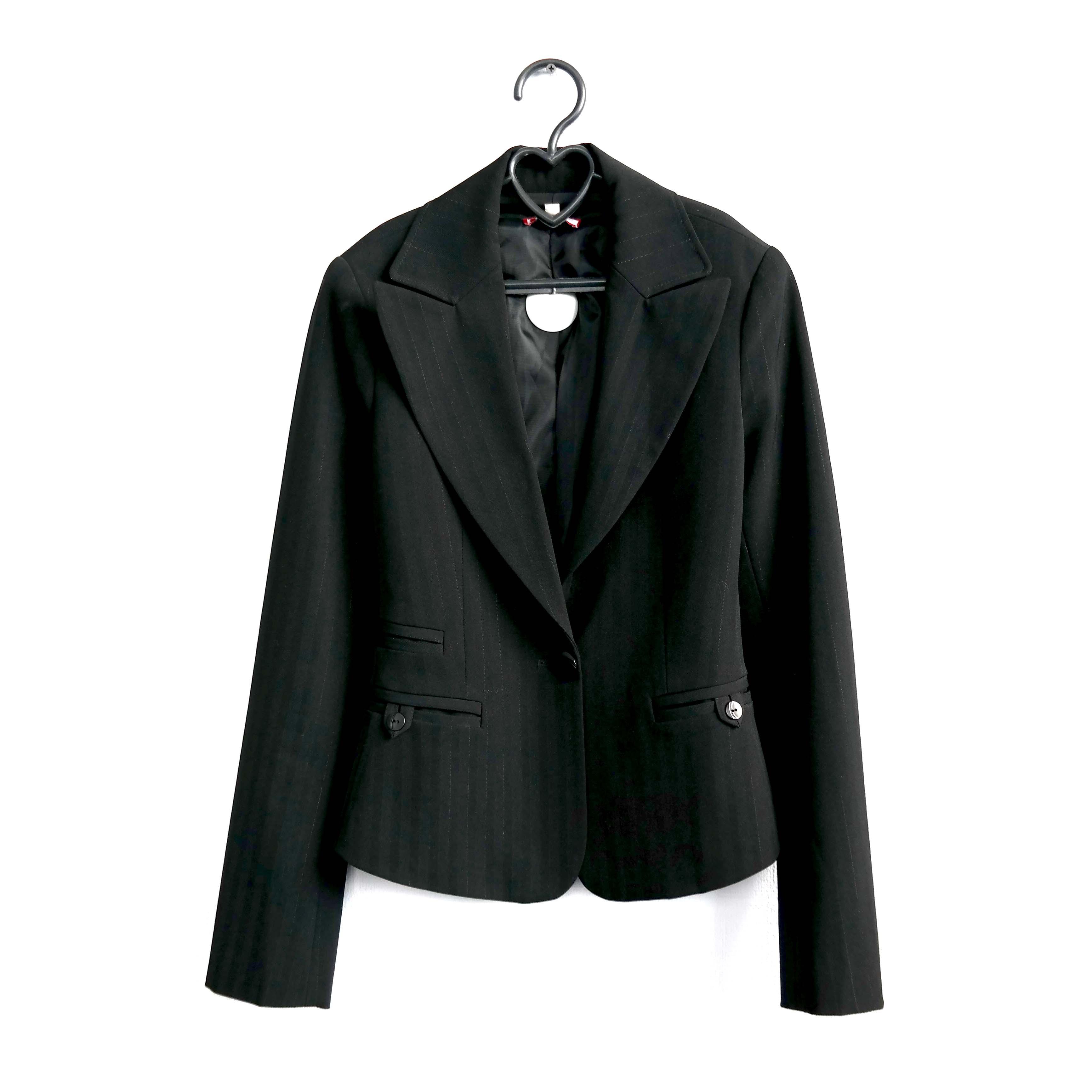 Пиджак женский черный в Москве