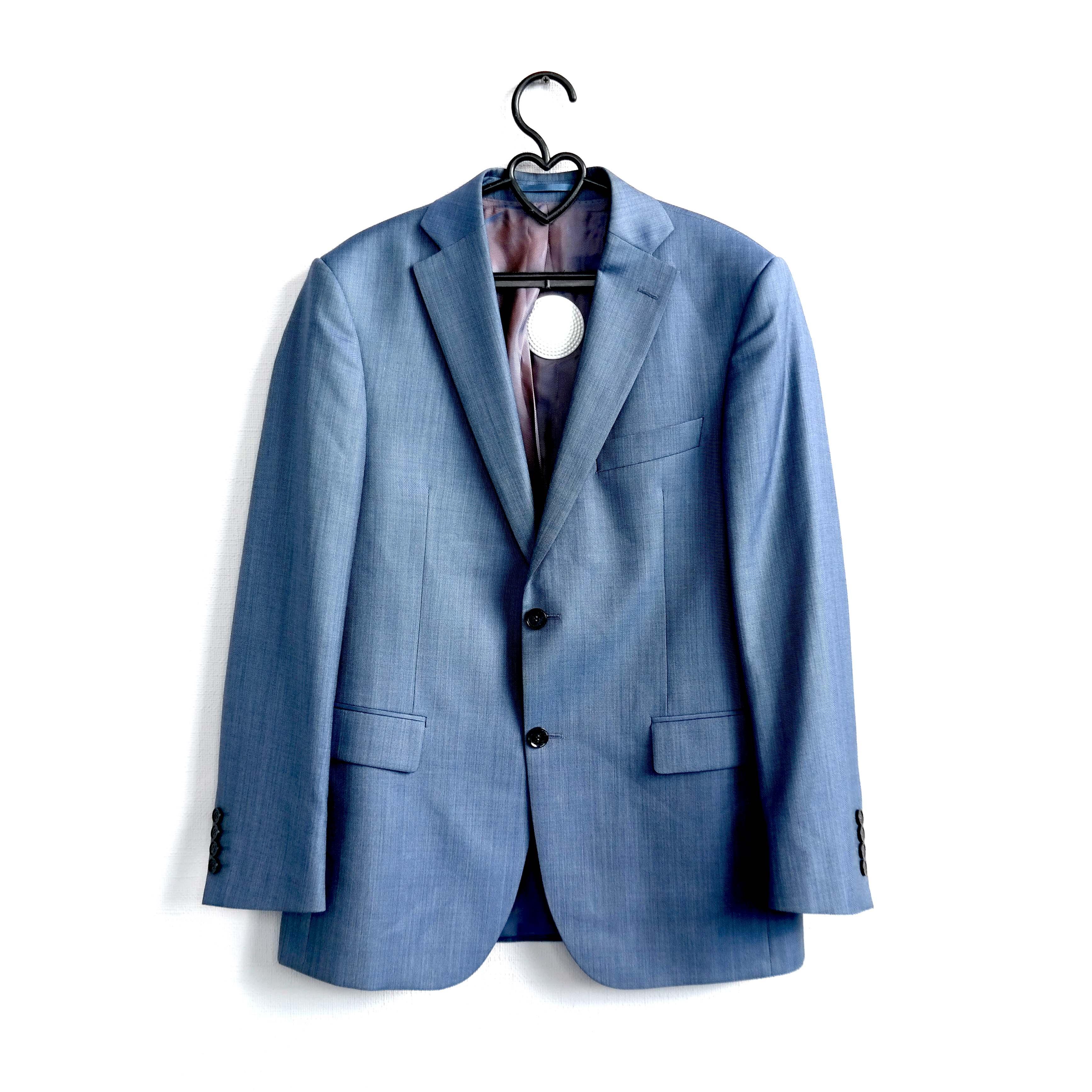 Пиджак мужской синий в Самаре