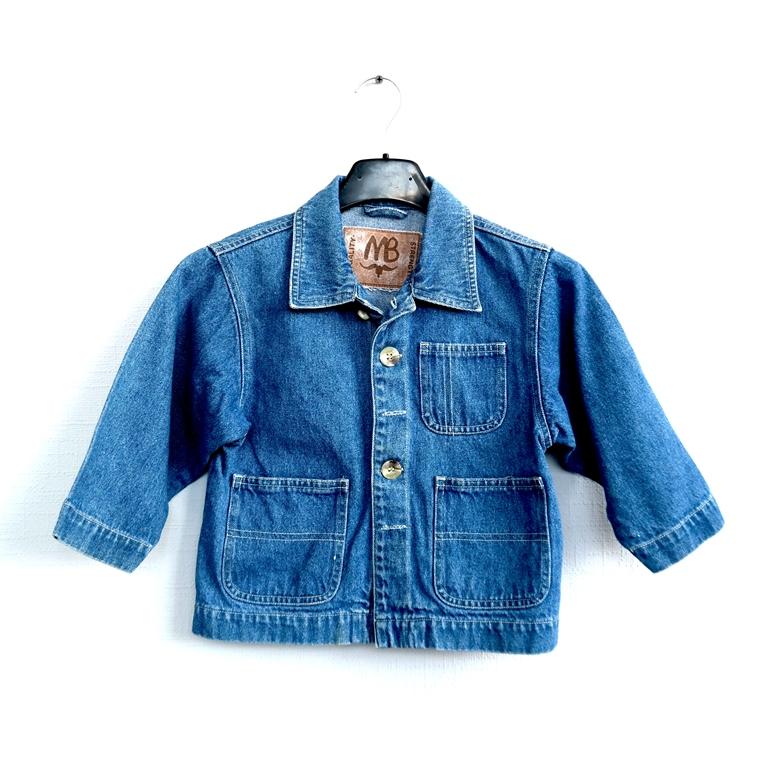 Куртка детская, джинсовая в Челябинске