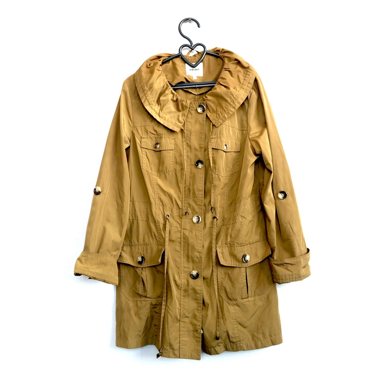 Пальто женское, горчичное в Москве