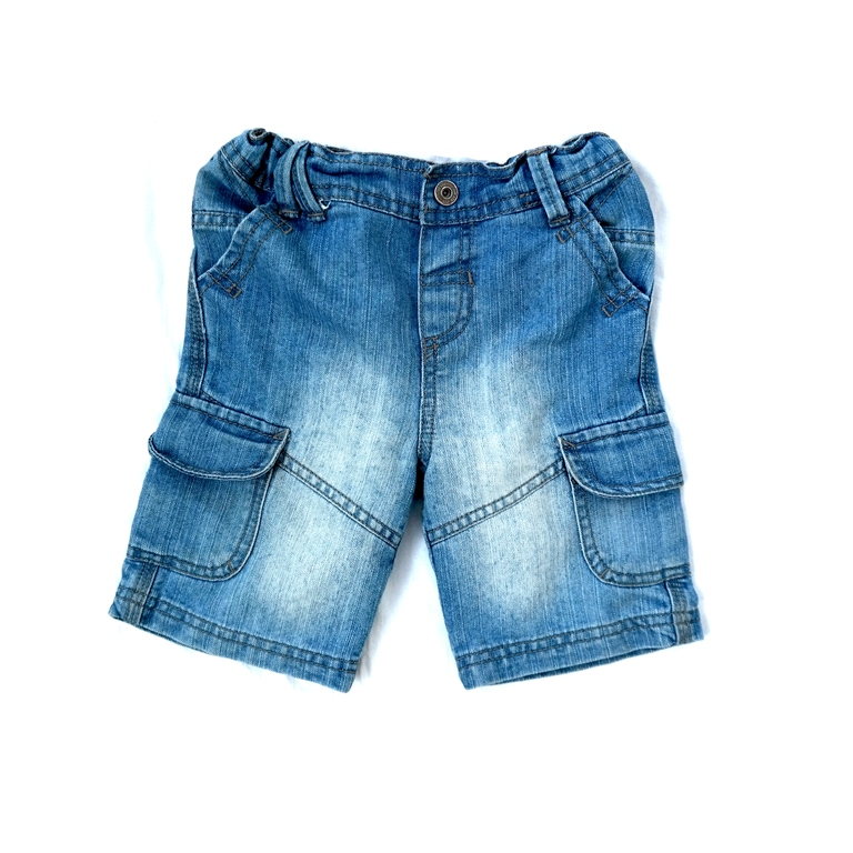 Детские джинсовые шорты в Москве