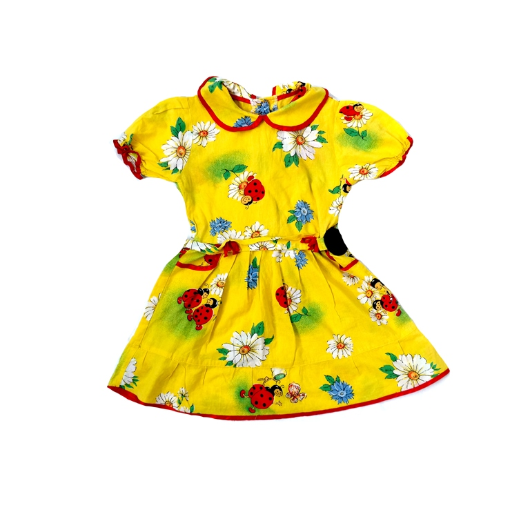 Детское хлопковое платье  в Москве