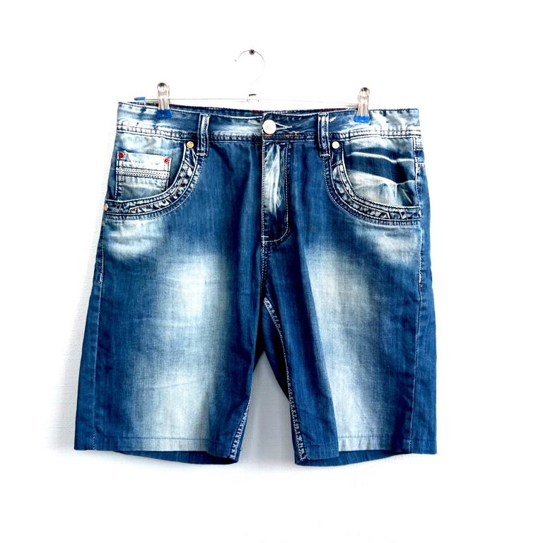 Мужские джинсовые шорты в Челябинске