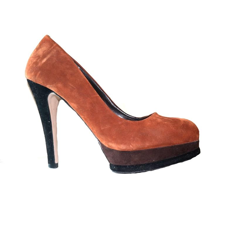 Туфли женские, замшевые в Москве