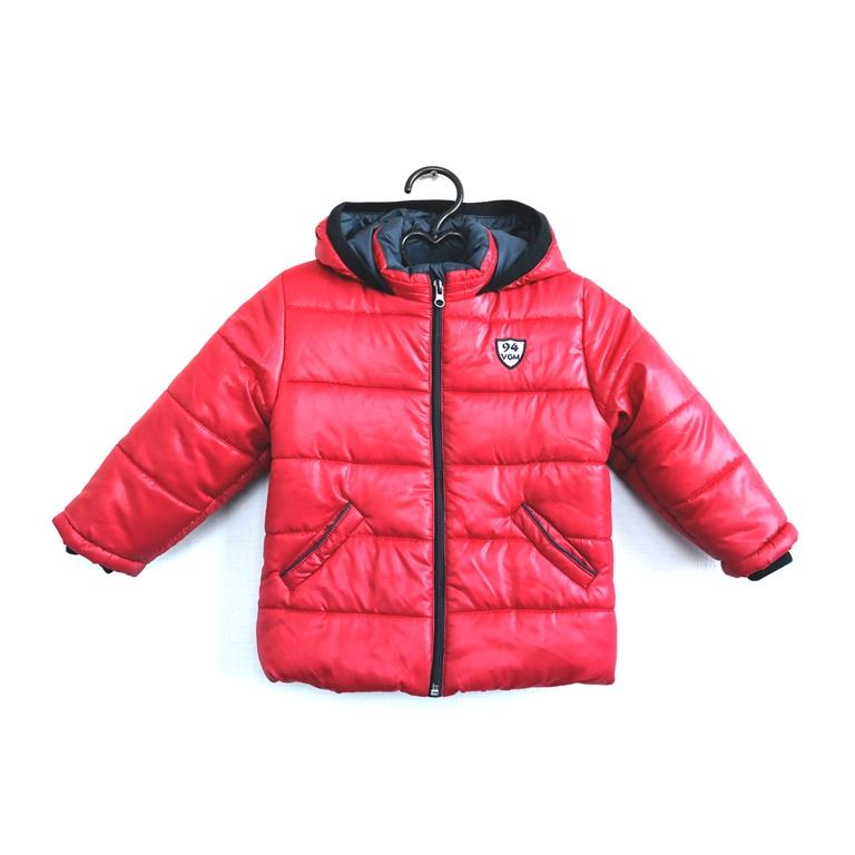 Куртка для мальчиков красная в Челябинске