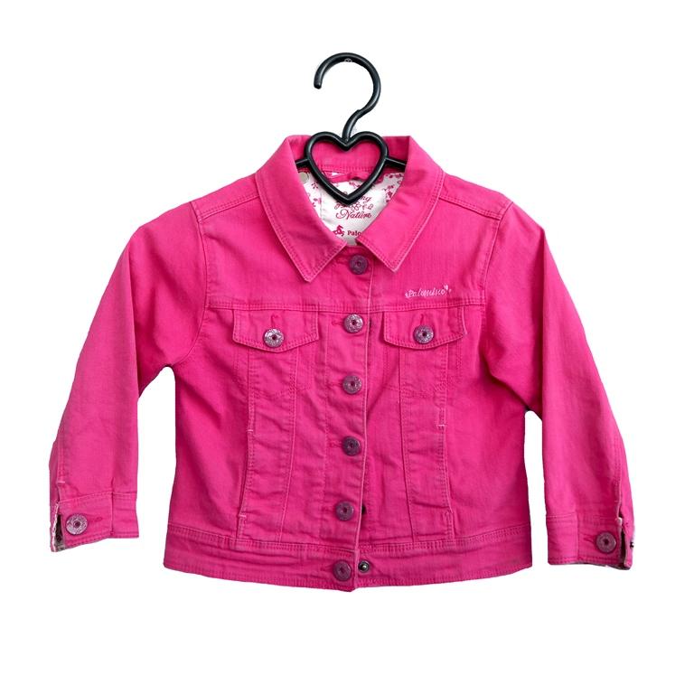 Джинсовая детская куртка в Челябинске