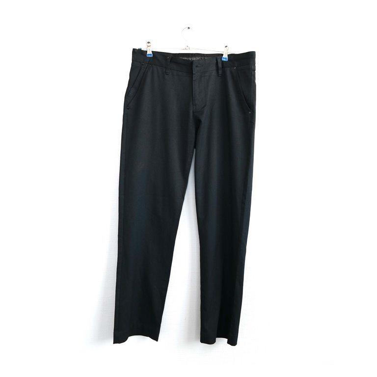 Мужские брюки черные классические в Челябинске