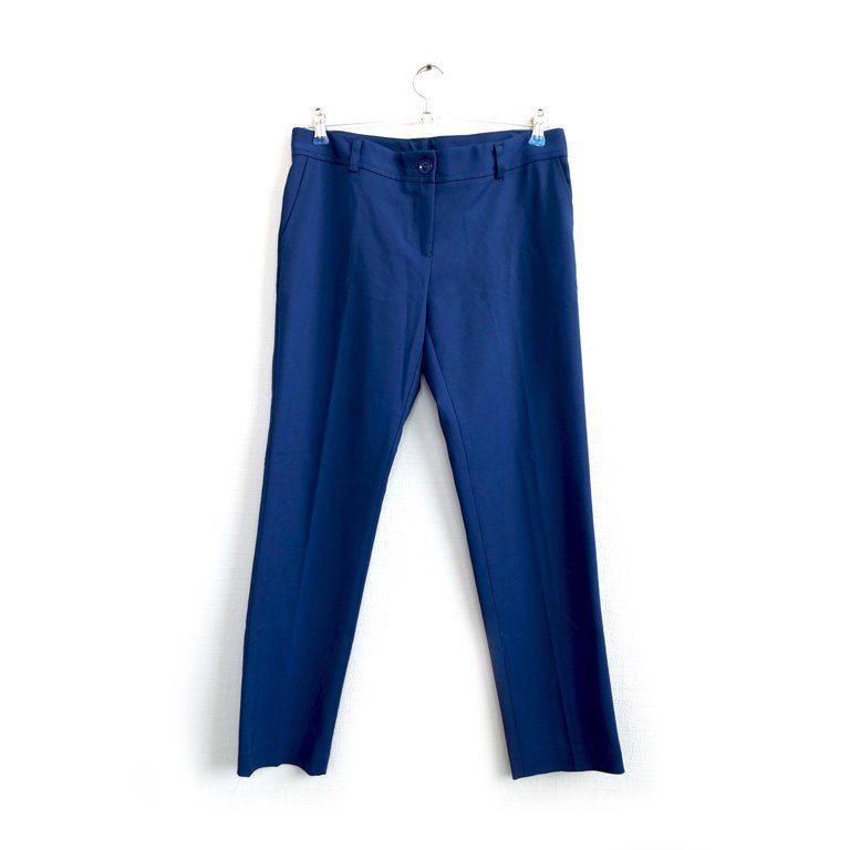 Женские брюки синие в Челябинске