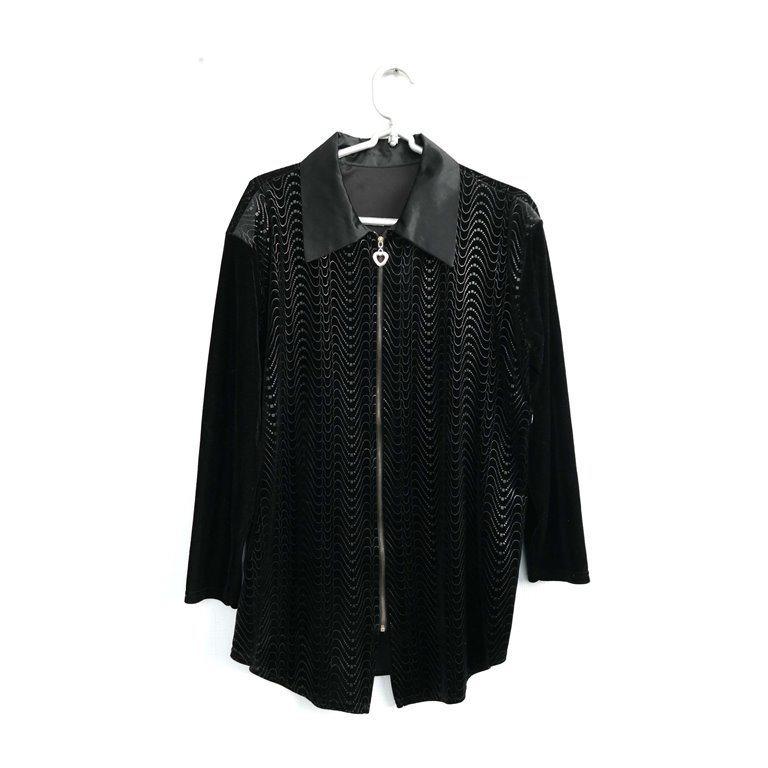 Женская блуза черная  в Челябинске