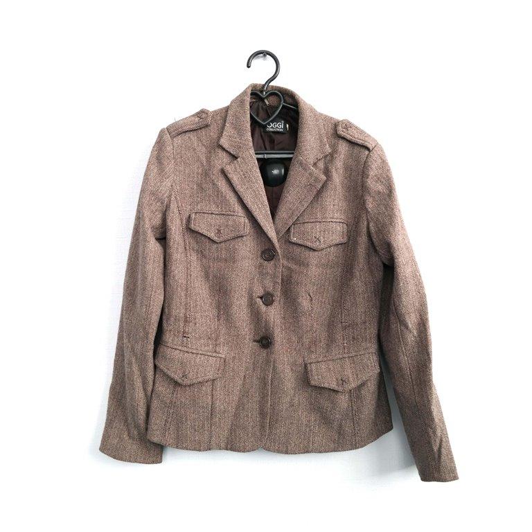 Пиджак женский коричневый в Москве