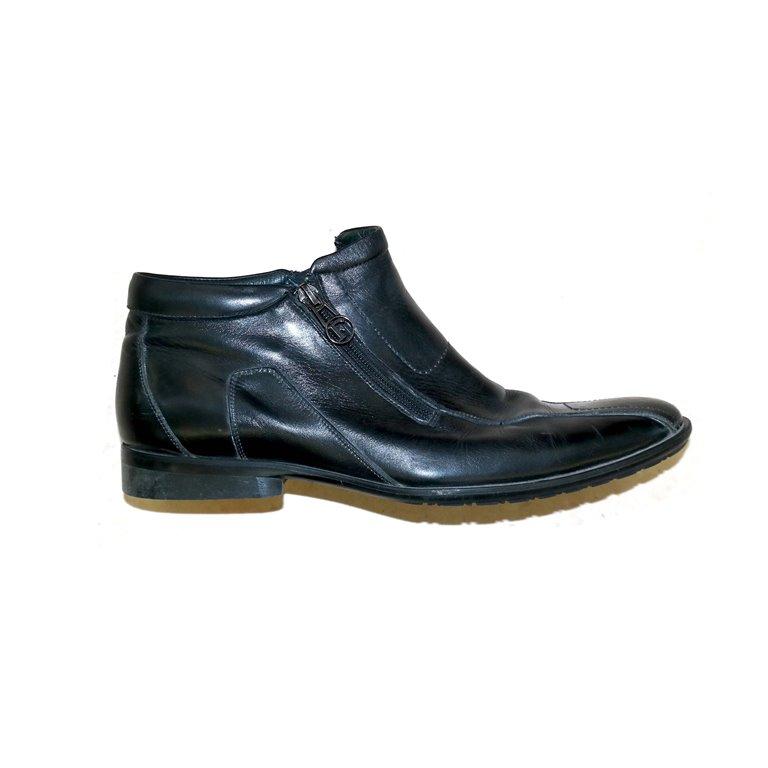 Туфли мужские черные  в Челябинске