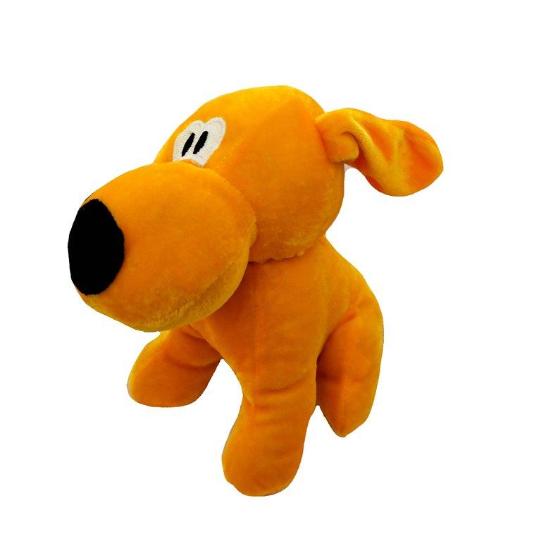 Игрушка «Собачка» рыжая в Москве