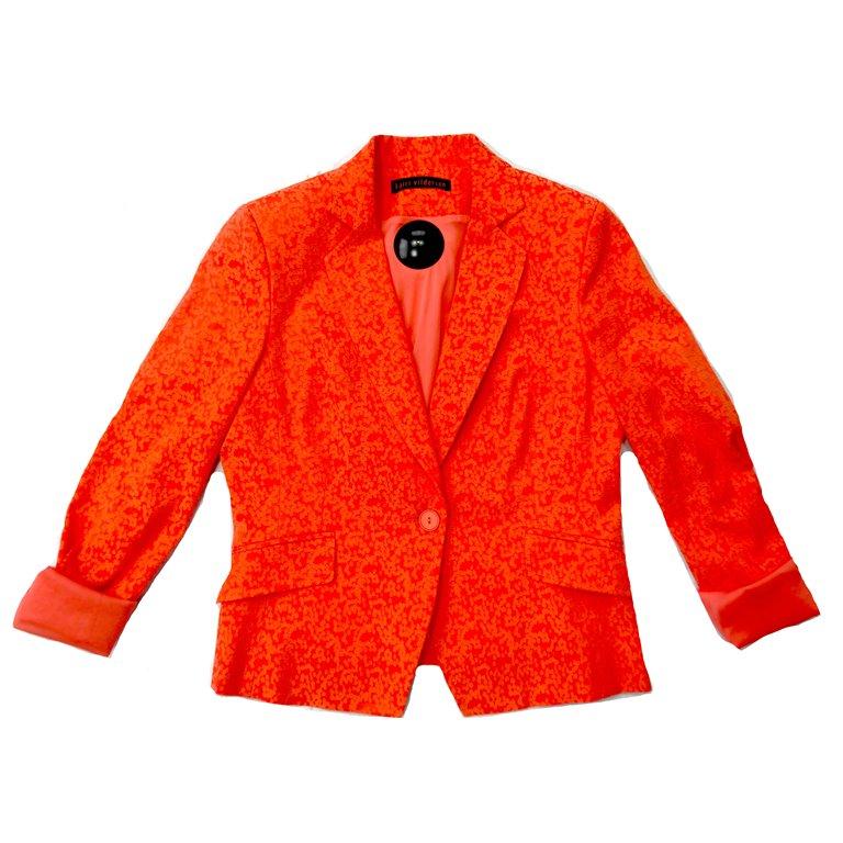 Пиджак женский красный в Москве