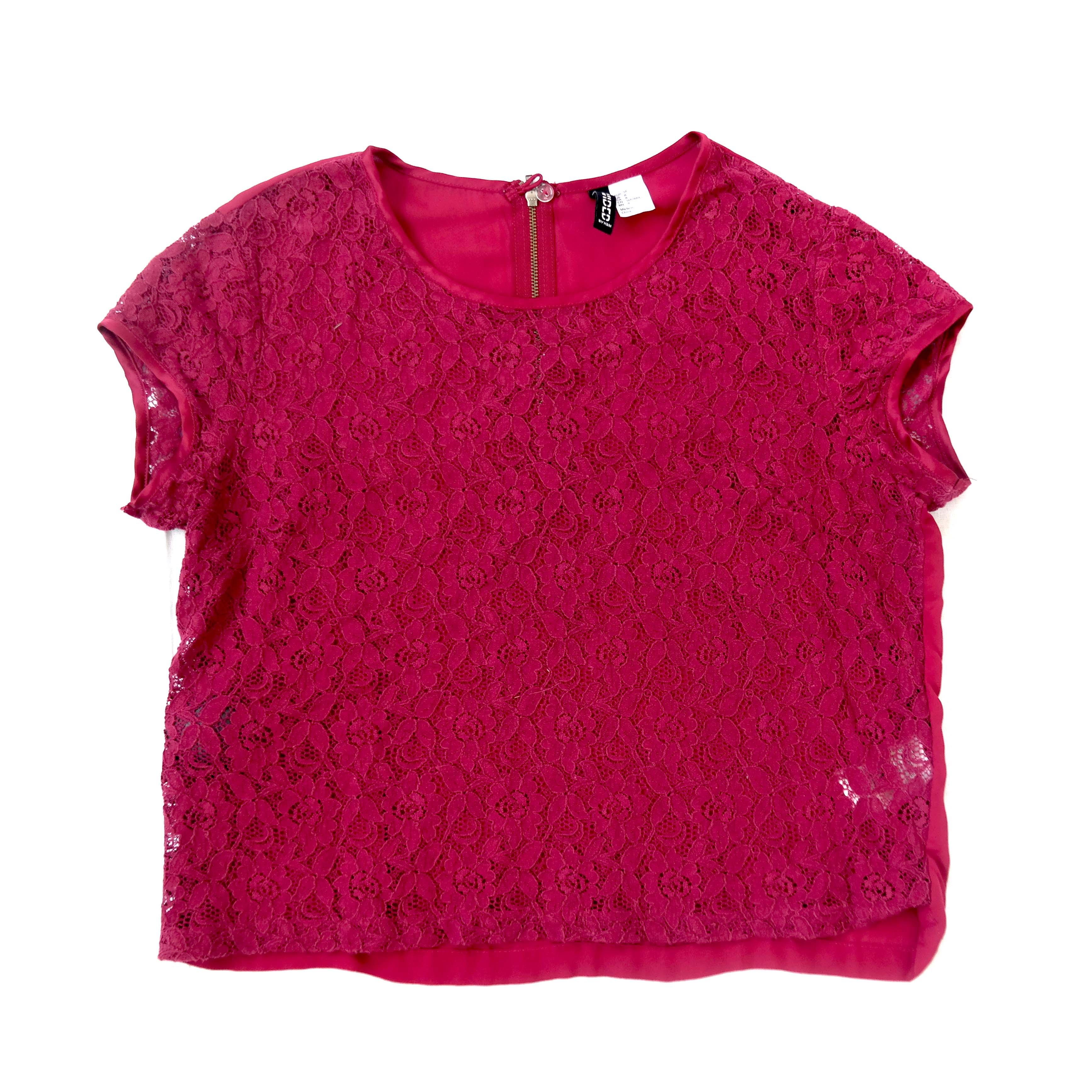 Женская блуза с кружевом в Челябинске