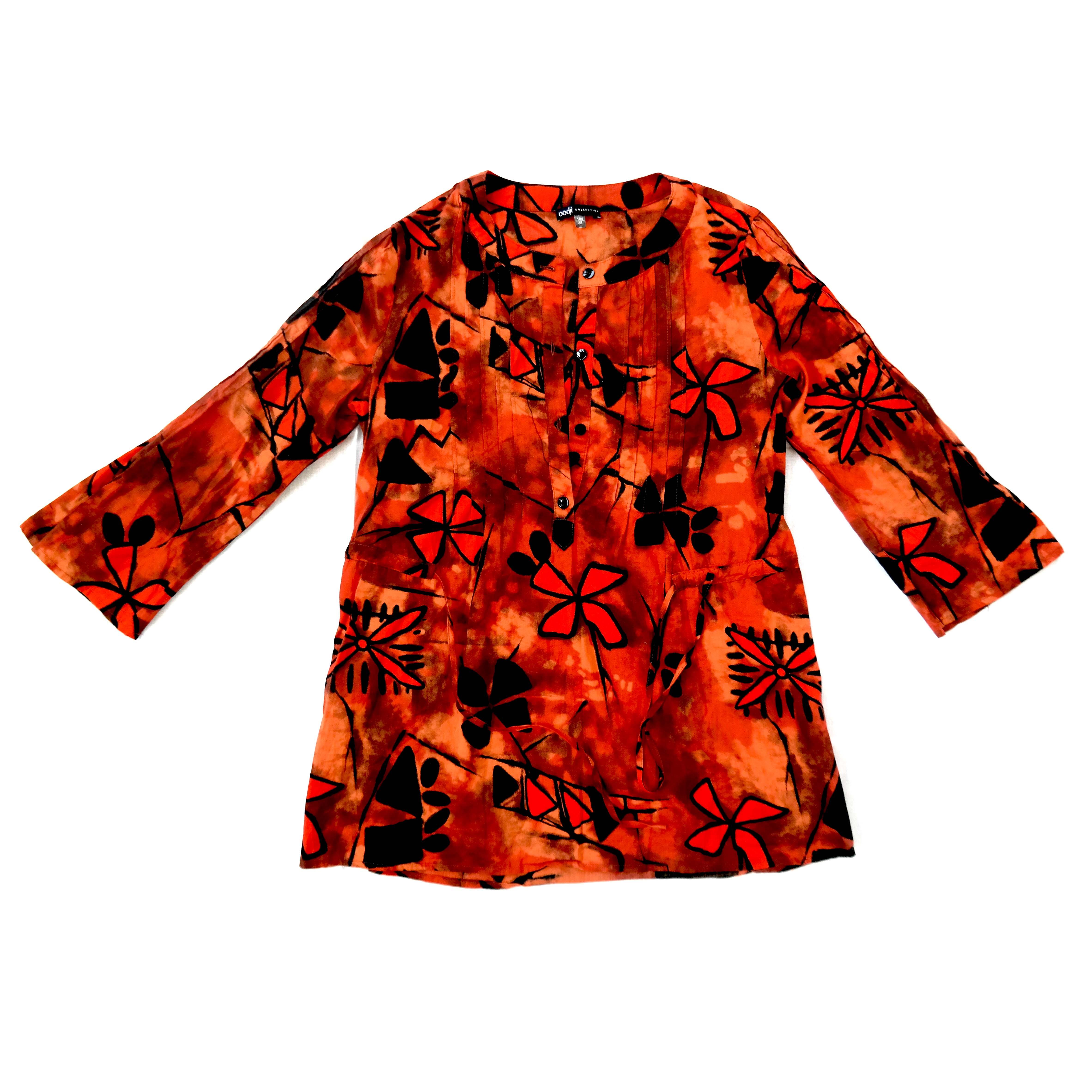 Яркая женская блуза в Москве