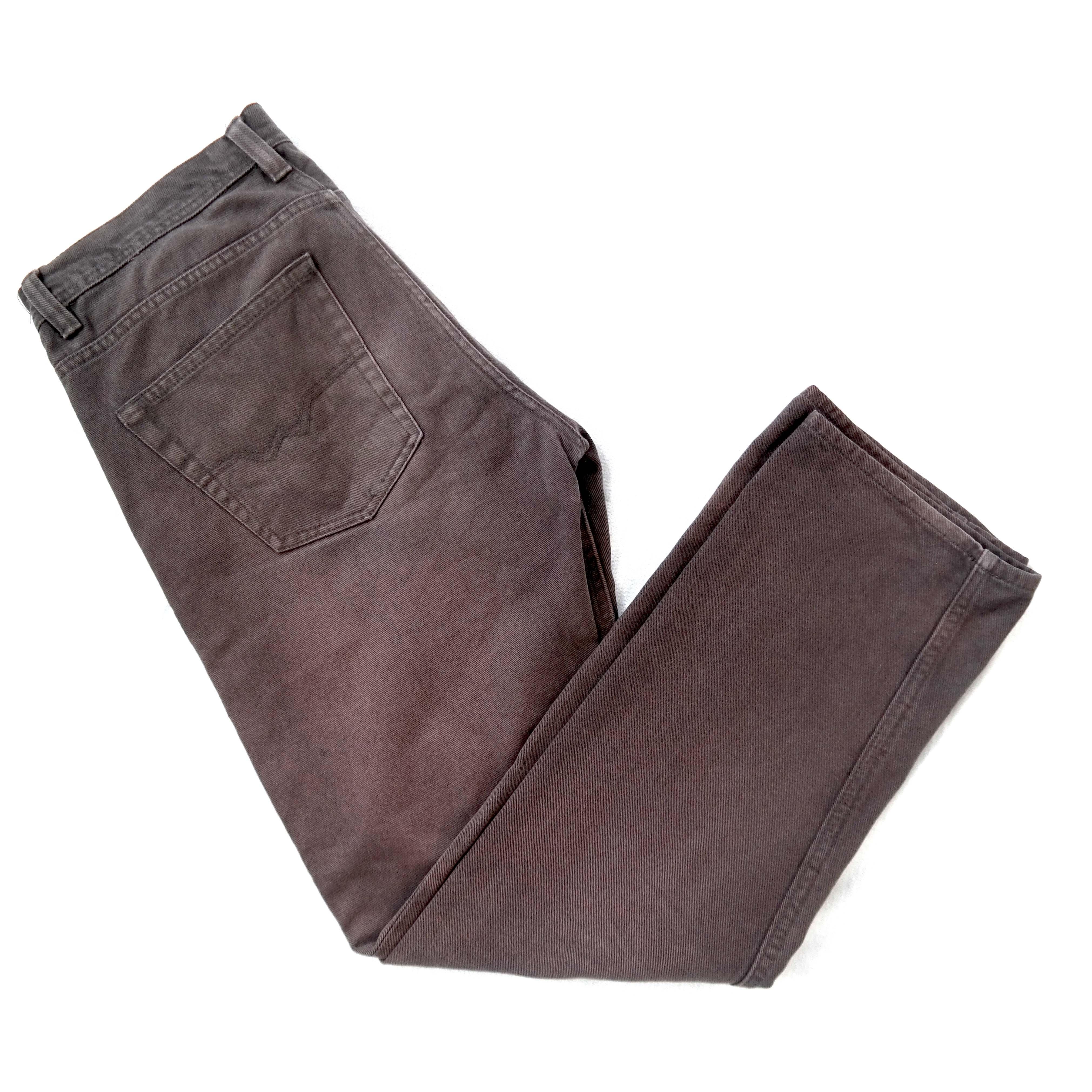 Мужские коричневые джинсы в Челябинске