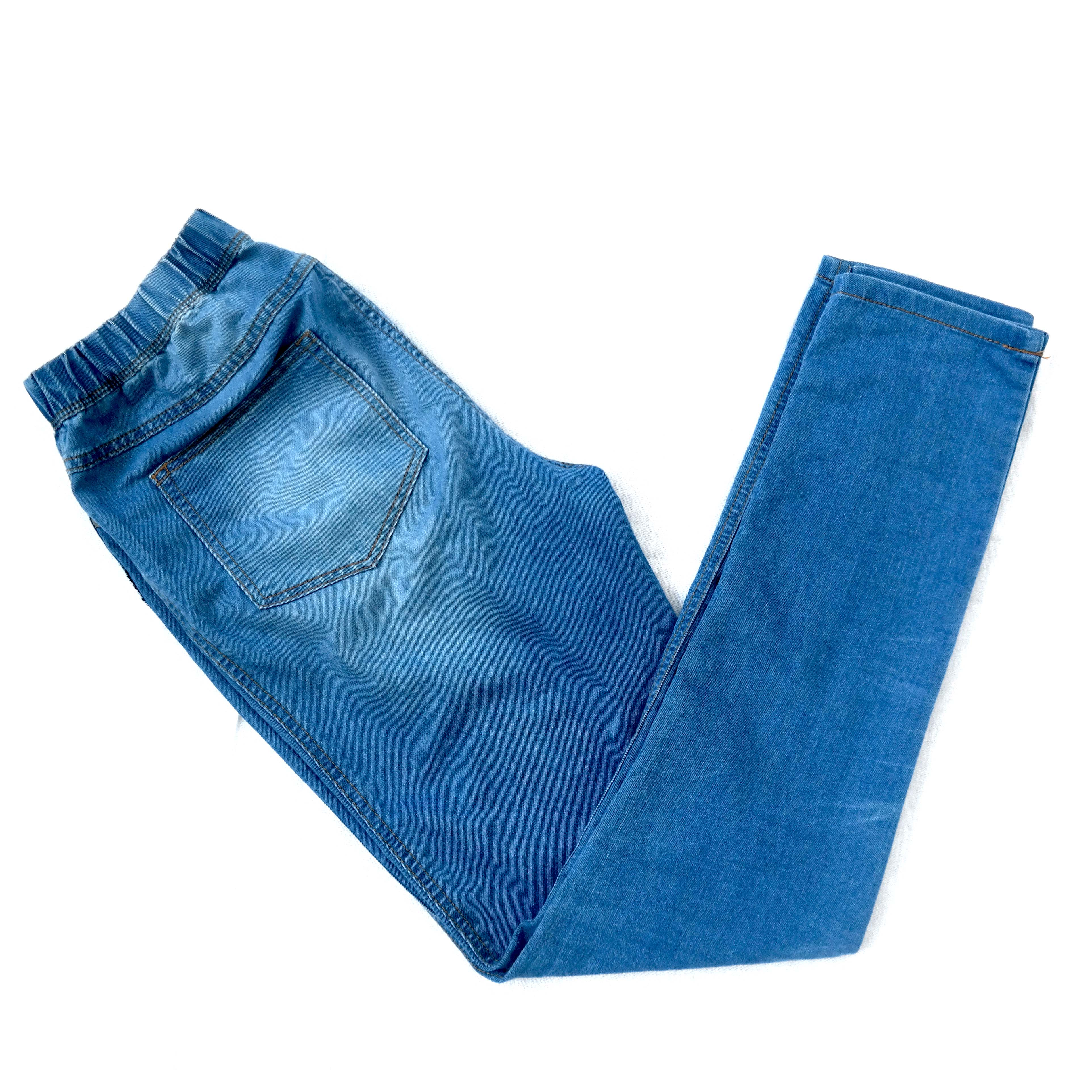 Женские джинсы на резинке в Москве
