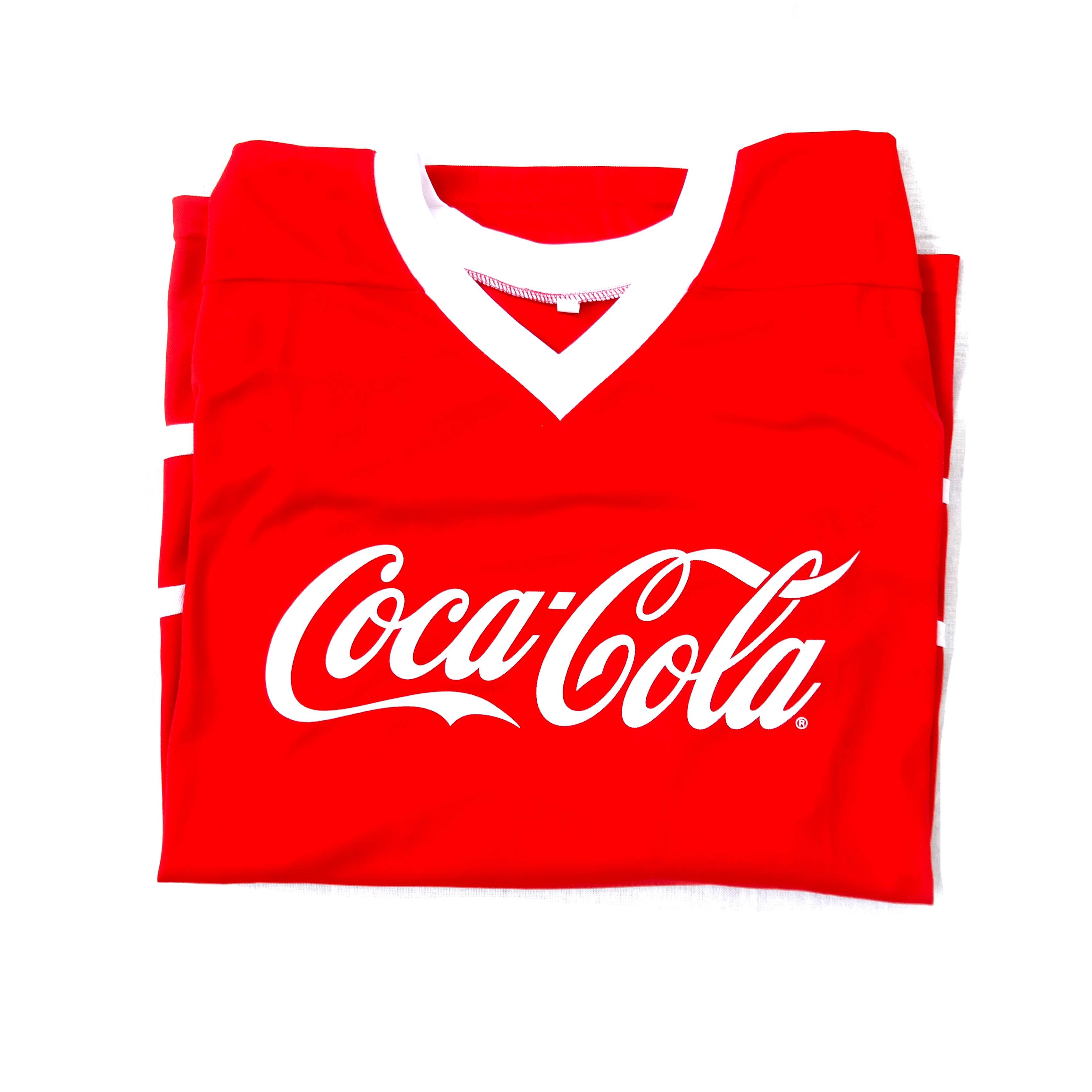 Спортивная мужская футболка Coca-Cola в Челябинске