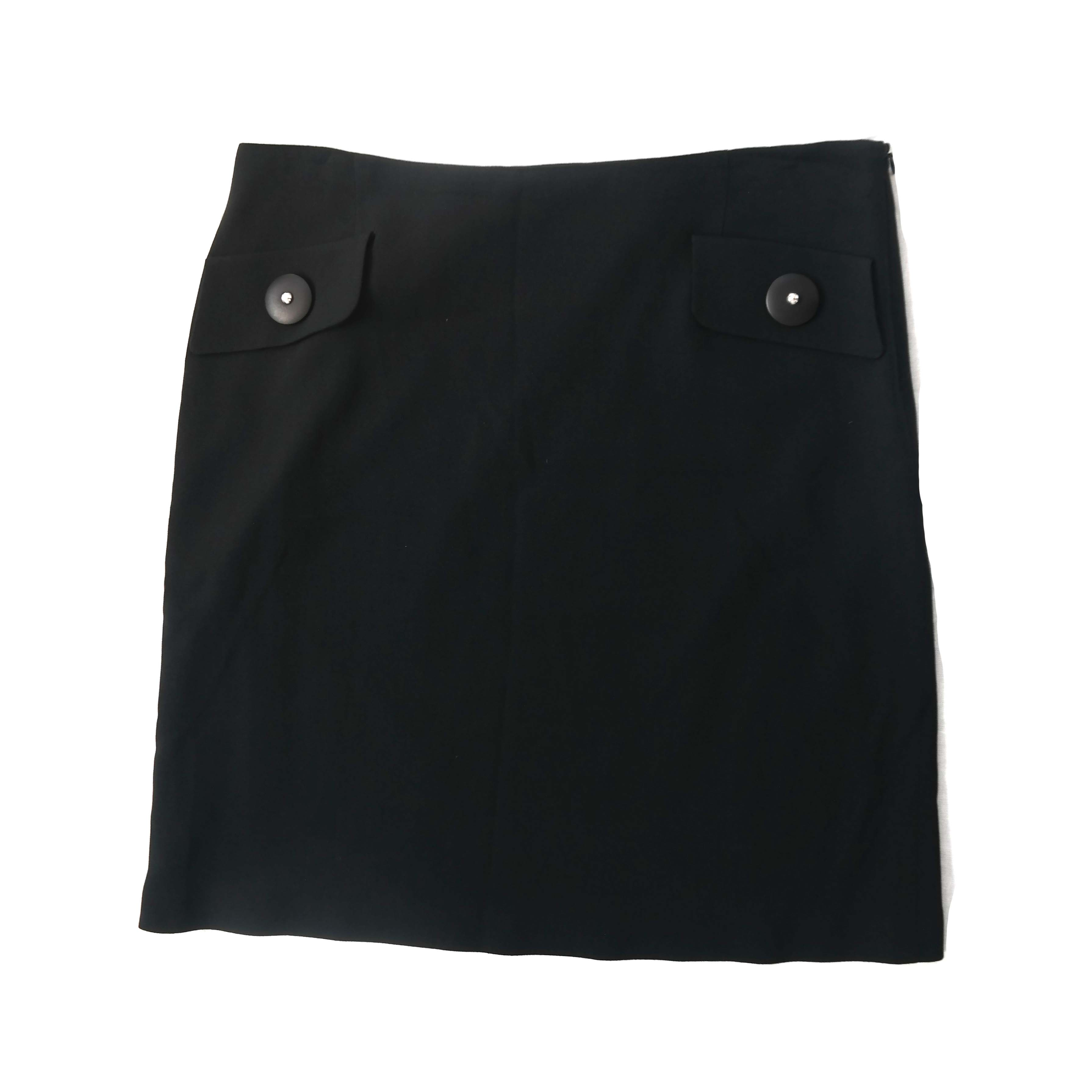 Черная женская мини-юбка в Челябинске