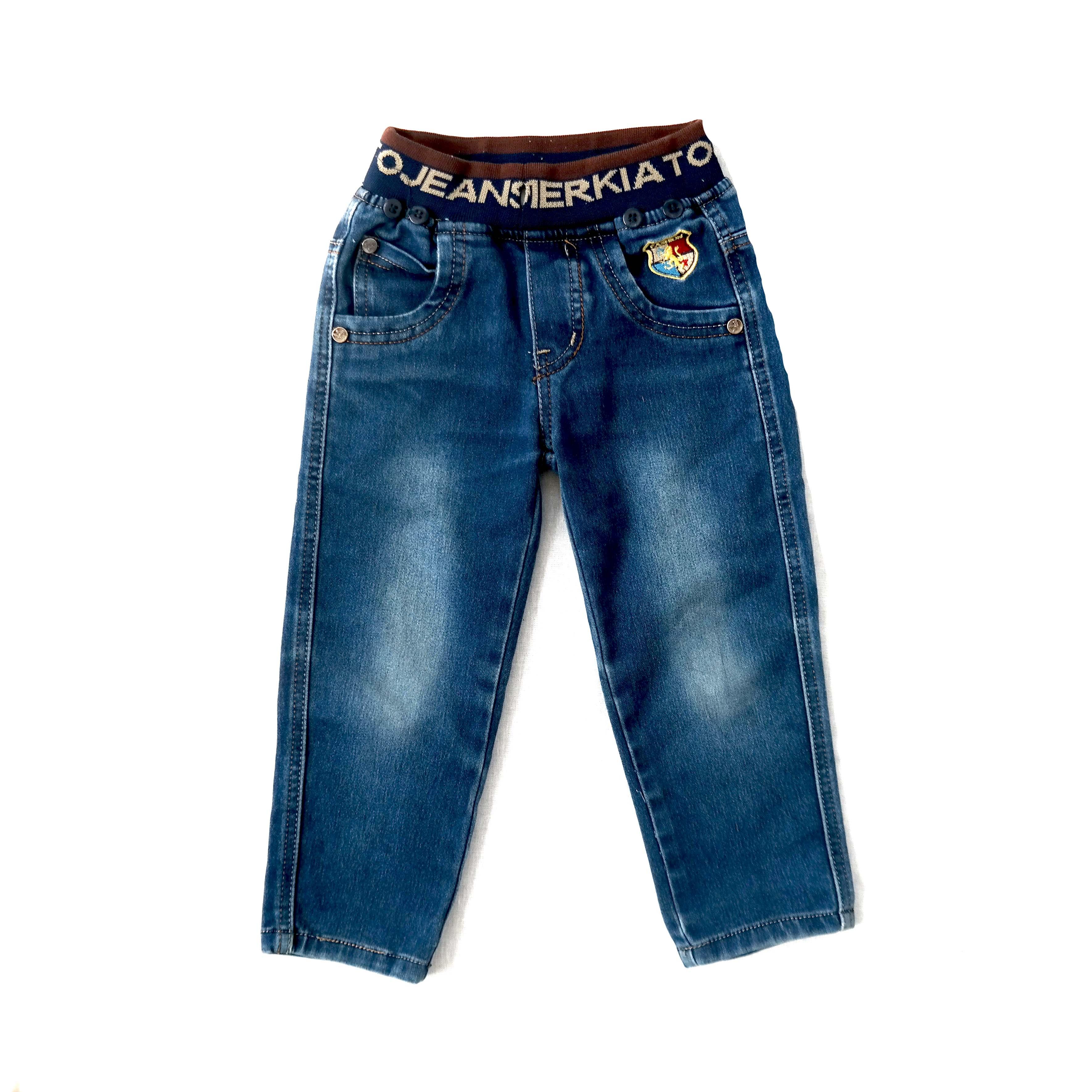 Детские джинсы для мальчиков в Челябинске