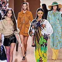 Тенденции моды на весну 2020