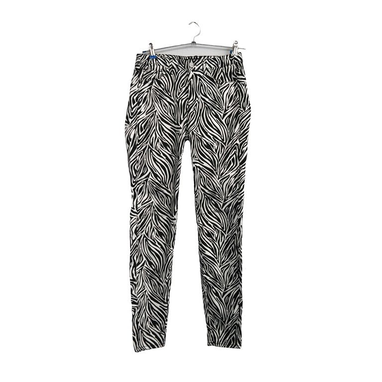 Женские брюки с принтом «Сафари» в Москве