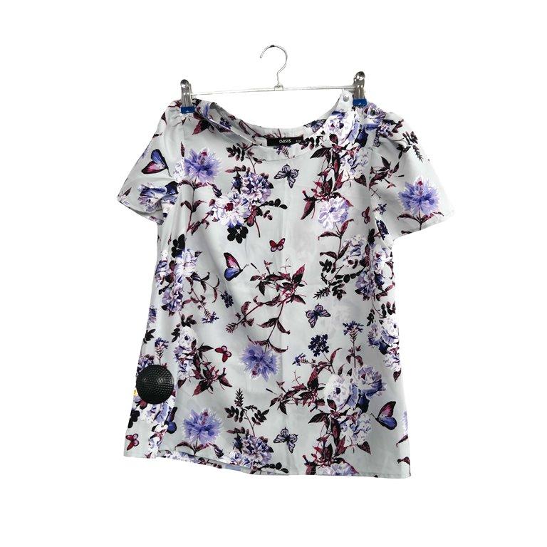 Женская блуза с коротким рукавом в Челябинске
