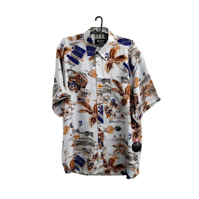 Мужская гавайская рубашка в Челябинске