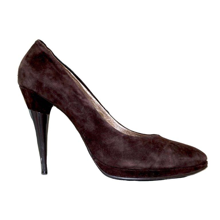Туфли женские коричневые в Челябинске