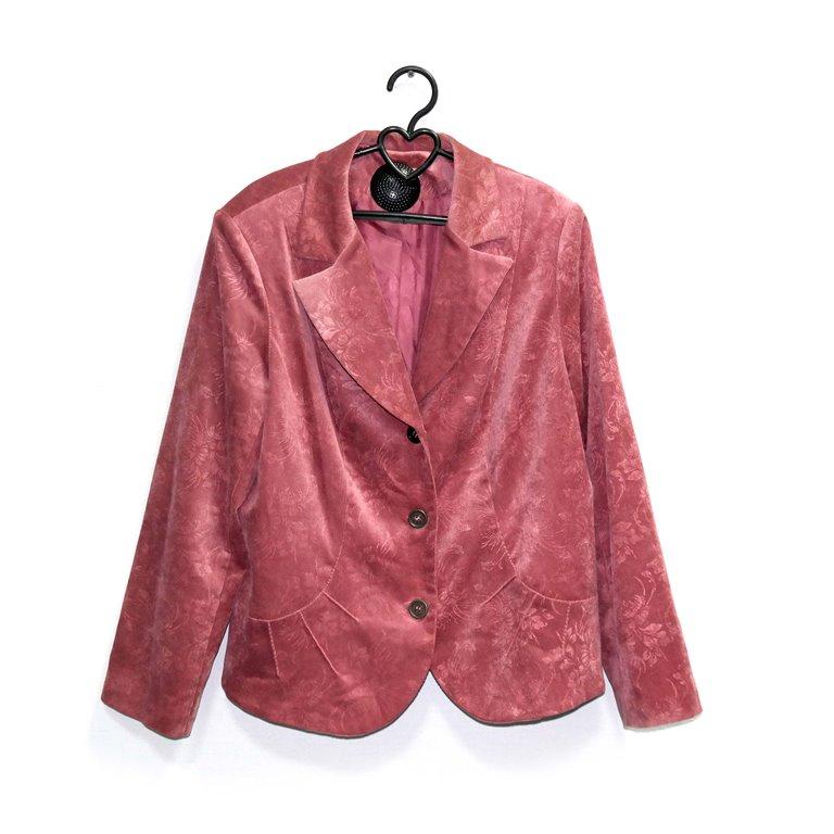 Пиджак женский розовый в Москве
