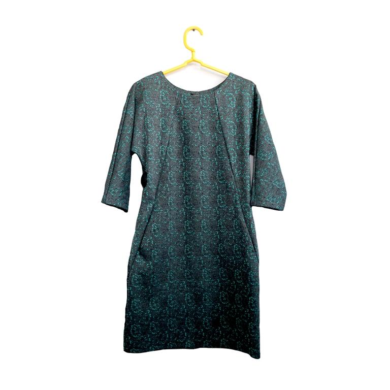 Платье женское зеленое в Москве