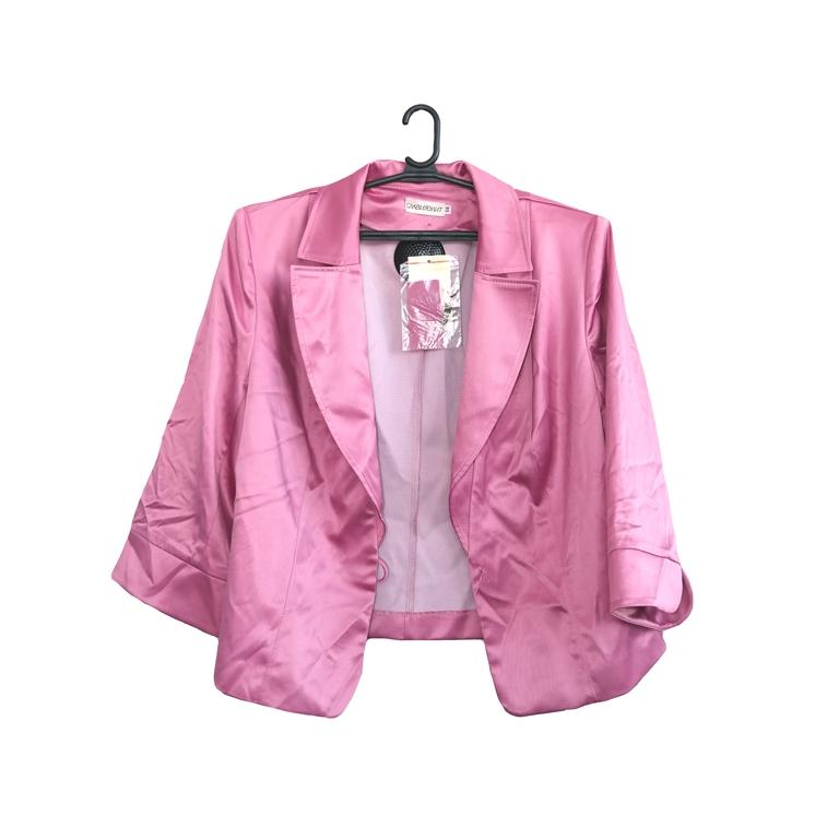 Женский шелковый пиджак  в Москве