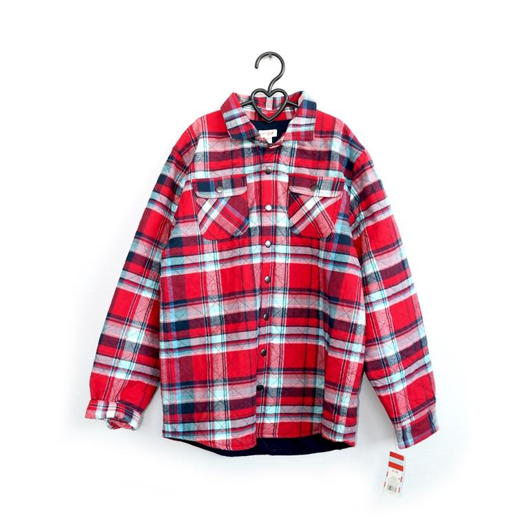 Мужская теплая рубашка в Челябинске