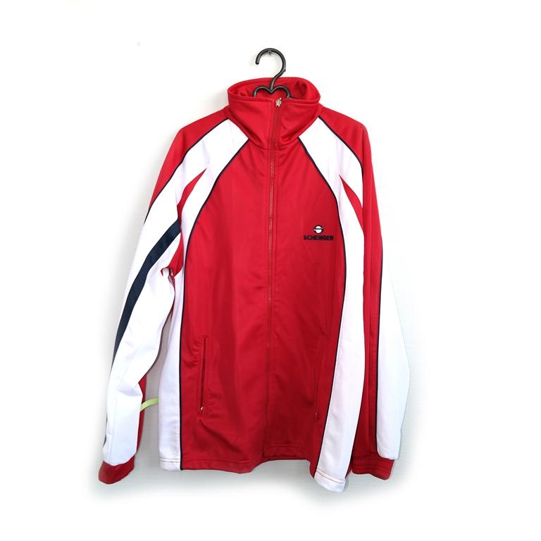 Олимпийка мужская красная в Челябинске
