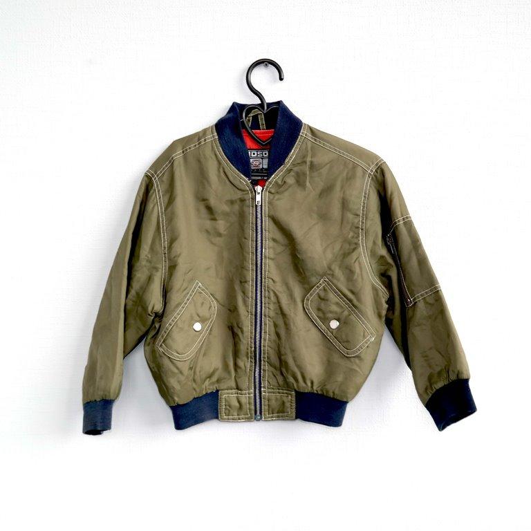 Детская куртка для мальчиков хаки в Челябинске