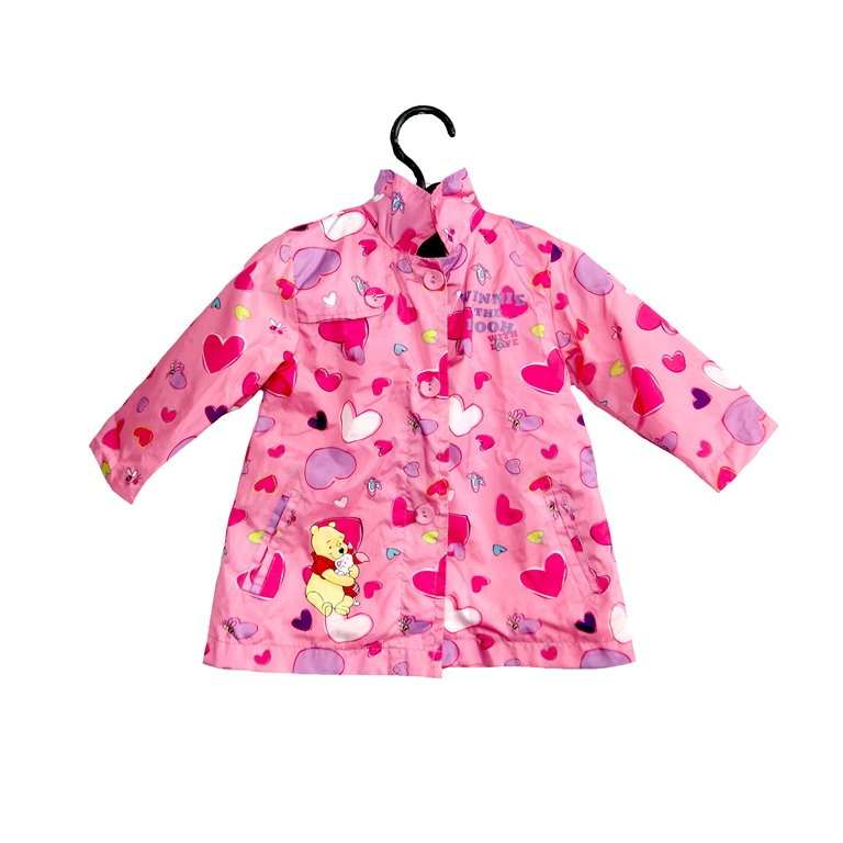 Детская куртка для девочек «Винни Пух» в Челябинске